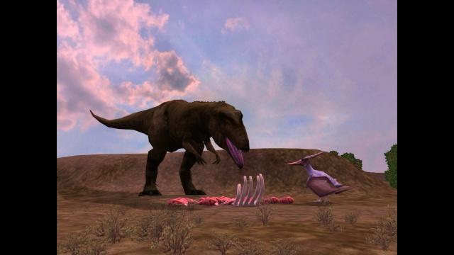 El Zoo Prehistorico Privado Pic1817