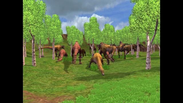 El Zoo Prehistorico Privado Pic19210