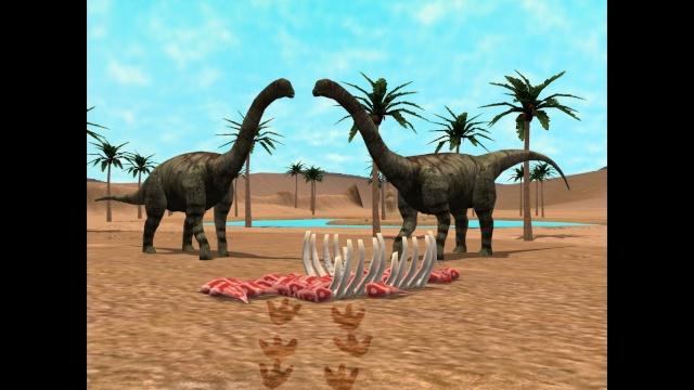 El Zoo Prehistorico Privado Pic2015