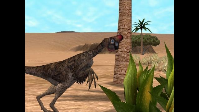 El Zoo Prehistorico Privado Pic2217