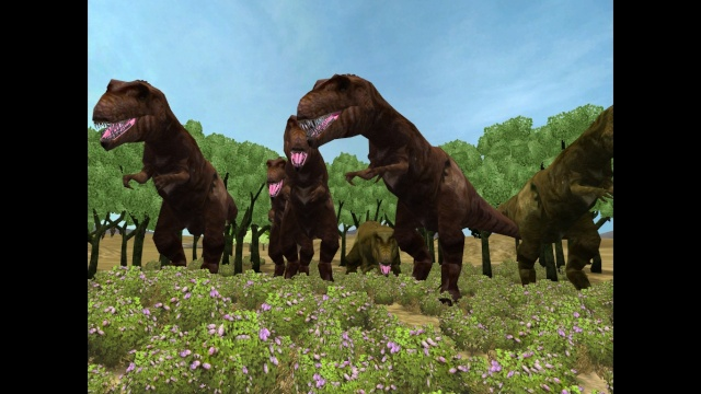 El Zoo Prehistorico Privado Pic2316
