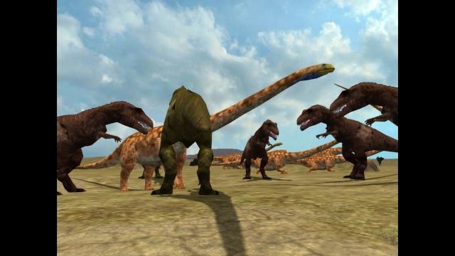 El Zoo Prehistorico Privado Pic2417