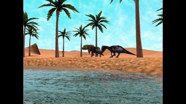 El Zoo Prehistorico Privado Pic2516