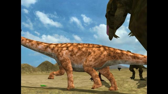 El Zoo Prehistorico Privado Pic2517
