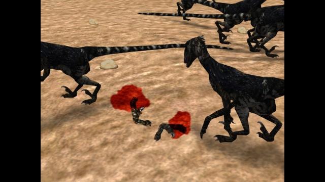 El Zoo Prehistorico Privado Pic2615
