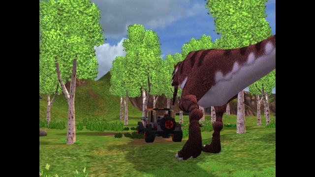 El Zoo Prehistorico Privado Pic2717