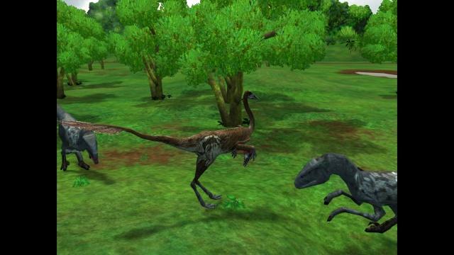 El Zoo Prehistorico Privado Pic2913