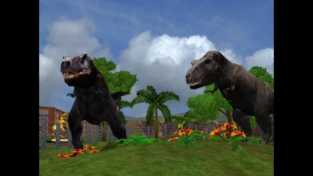 El Zoo Prehistorico Privado Pic3011