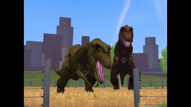 El Zoo Prehistorico Privado Pic3014