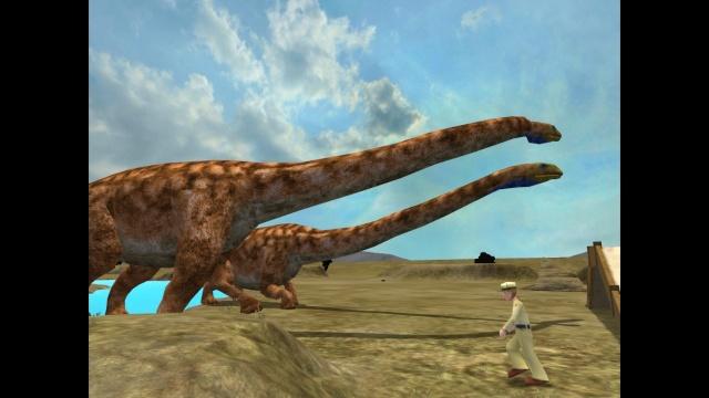 El Zoo Prehistorico Privado Pic3214