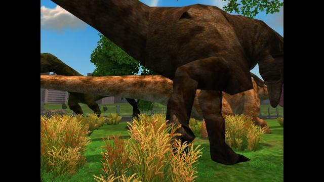 El Zoo Prehistorico Privado Pic3215
