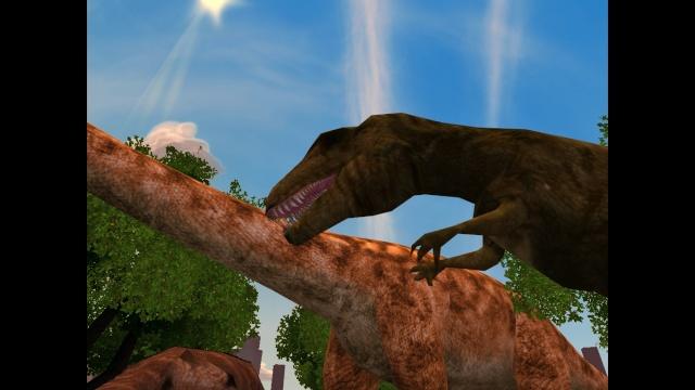 El Zoo Prehistorico Privado Pic3312