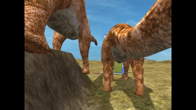 El Zoo Prehistorico Privado Pic3412