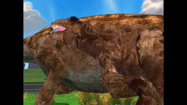 El Zoo Prehistorico Privado Pic3413