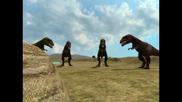 El Zoo Prehistorico Privado Pic3514