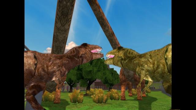 El Zoo Prehistorico Privado Pic3613
