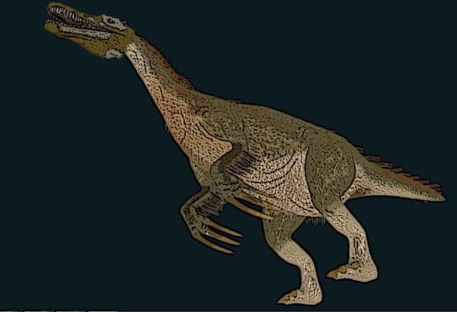 El Zoo Prehistorico Privado Pic3715