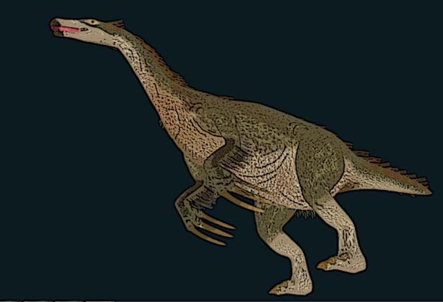 El Zoo Prehistorico Privado Pic3812