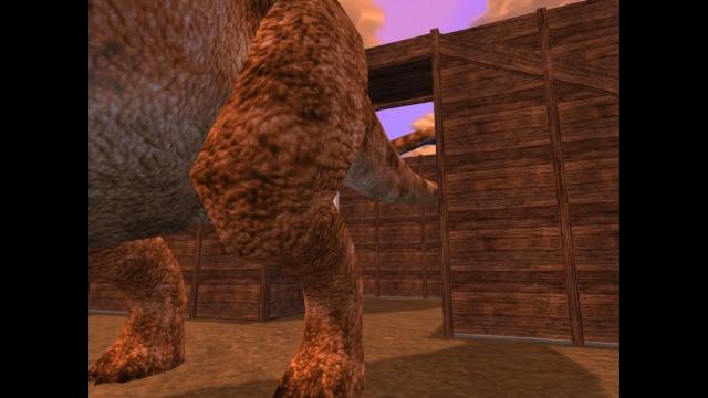 El Zoo Prehistorico Privado Pic3916
