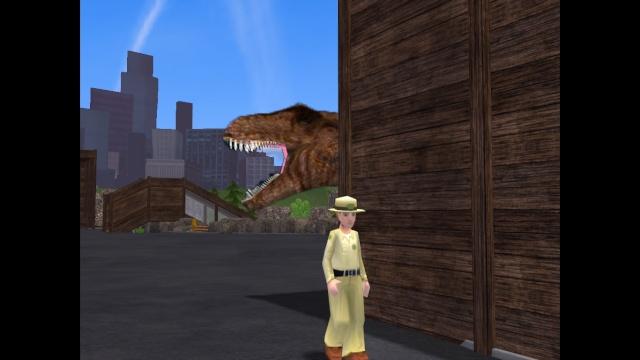 El Zoo Prehistorico Privado Pic3917