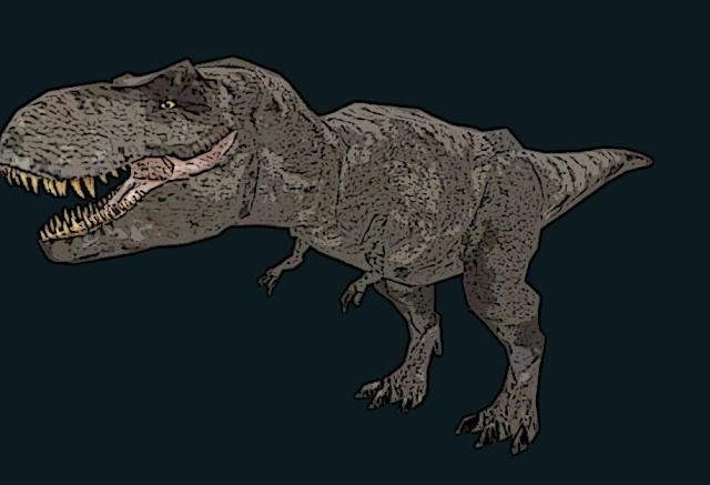 El Zoo Prehistorico Privado Pic4012