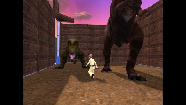 El Zoo Prehistorico Privado Pic4112