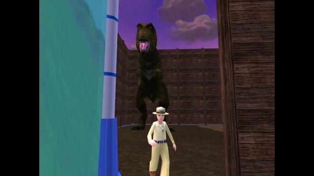 El Zoo Prehistorico Privado Pic4212