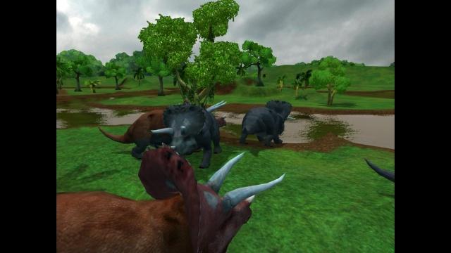 El Zoo Prehistorico Privado Pic4311