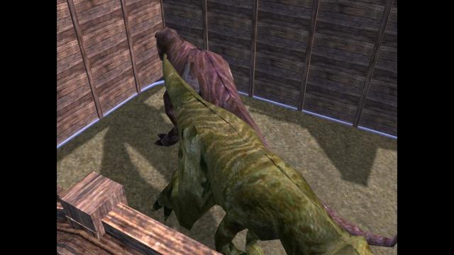 El Zoo Prehistorico Privado Pic4312