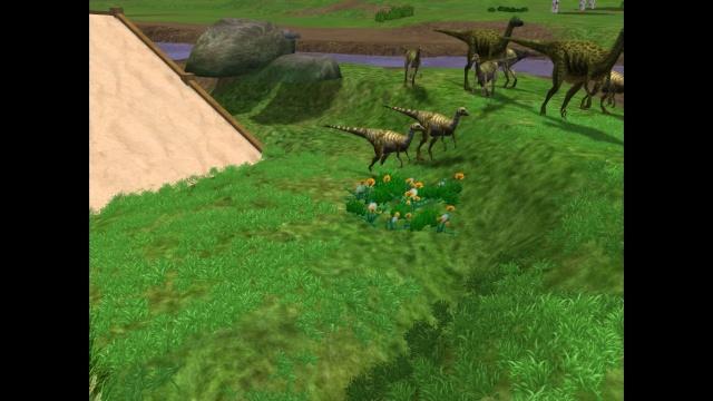 El Zoo Prehistorico Privado Pic4313