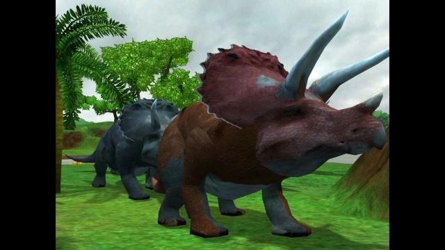 El Zoo Prehistorico Privado Pic4411