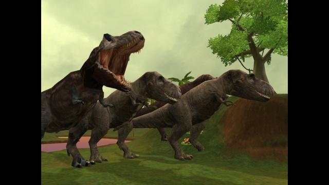 El Zoo Prehistorico Privado Pic4511