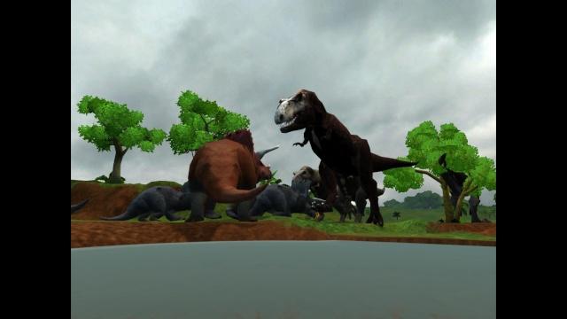 El Zoo Prehistorico Privado Pic4611
