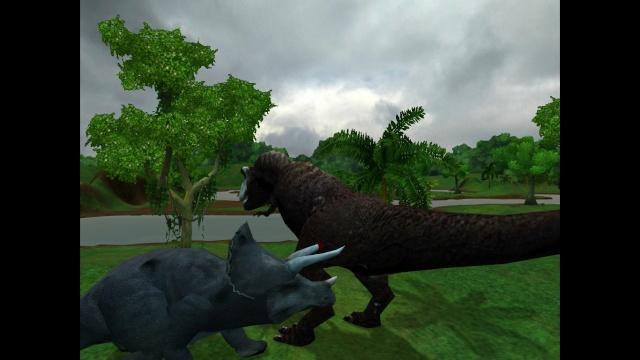 El Zoo Prehistorico Privado Pic4711