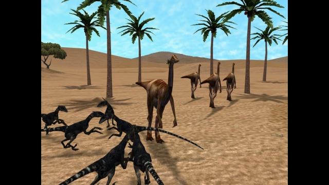 El Zoo Prehistorico Privado Pic4712