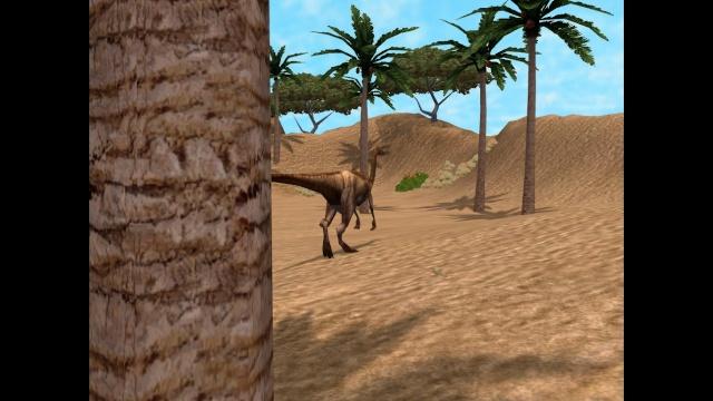 El Zoo Prehistorico Privado Pic4811