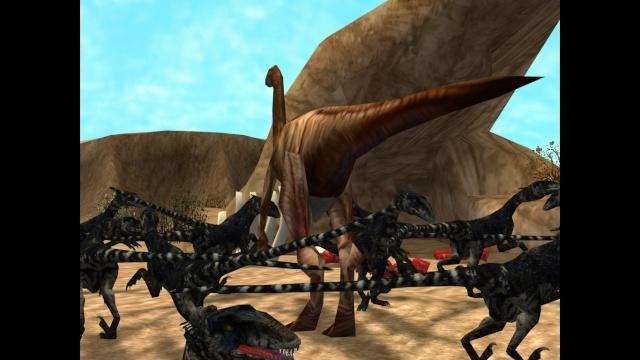 El Zoo Prehistorico Privado Pic5012