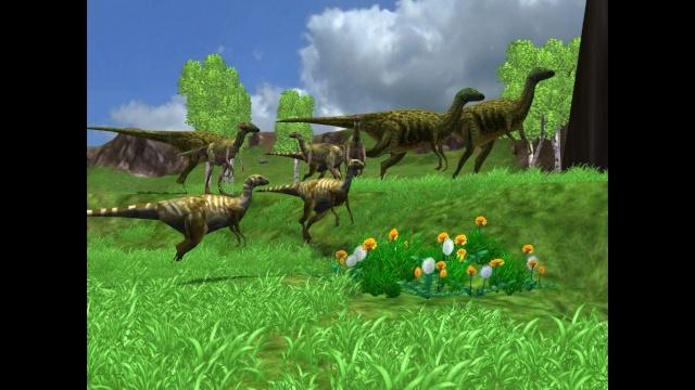 El Zoo Prehistorico Privado Pic5013