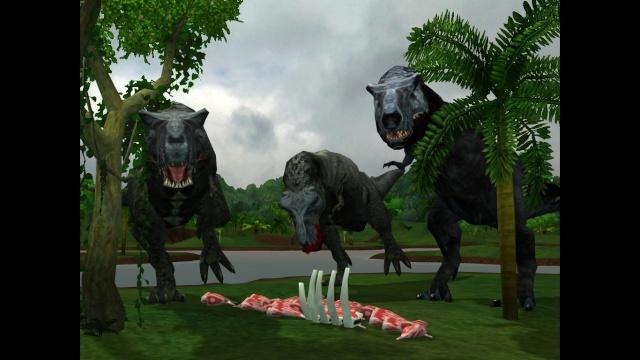 El Zoo Prehistorico Privado Pic5111