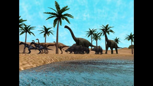El Zoo Prehistorico Privado Pic5212