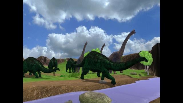 El Zoo Prehistorico Privado Pic5312