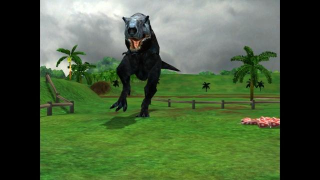 El Zoo Prehistorico Privado Pic5411