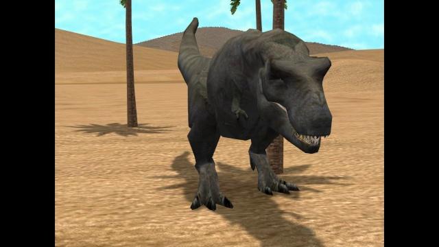 El Zoo Prehistorico Privado Pic5412