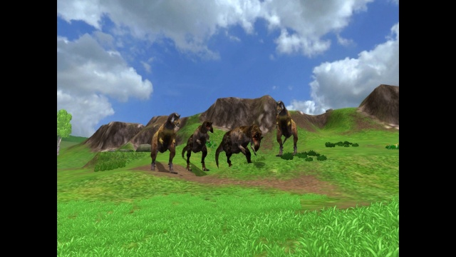 El Zoo Prehistorico Privado Pic5413