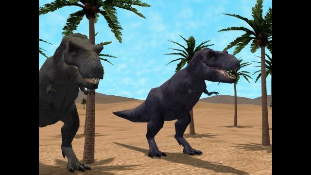 El Zoo Prehistorico Privado Pic5512