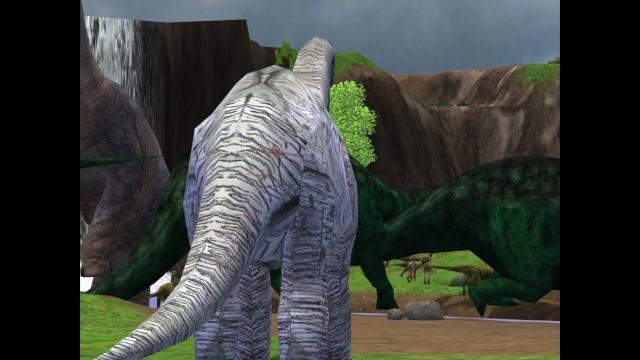El Zoo Prehistorico Privado Pic5513
