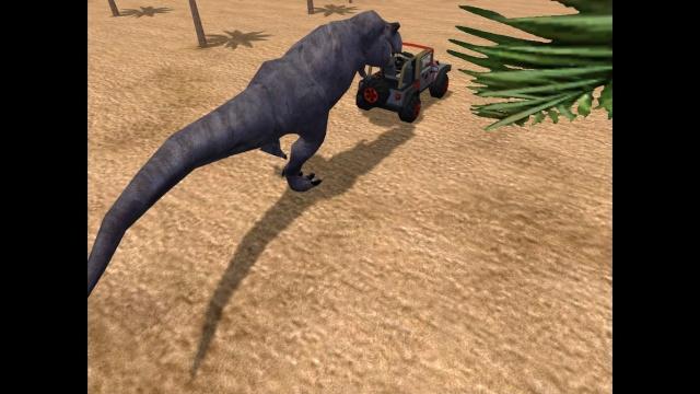 El Zoo Prehistorico Privado Pic5612
