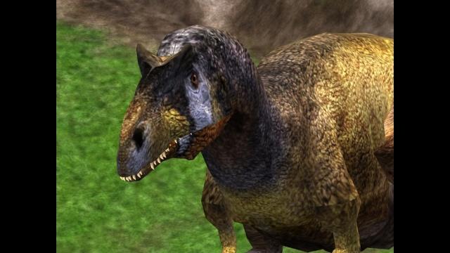 El Zoo Prehistorico Privado Pic5613