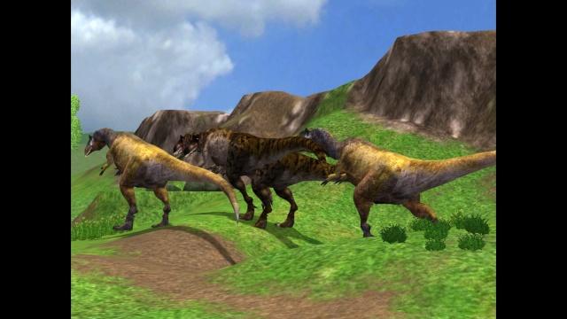 El Zoo Prehistorico Privado Pic5713