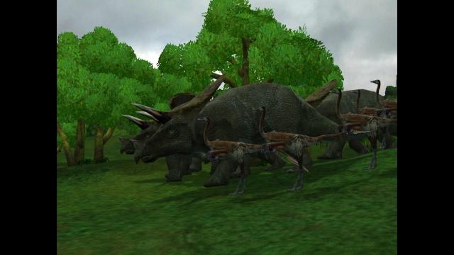 El Zoo Prehistorico Privado Pic5811